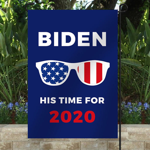 Joe Biden for President 2020 Garden Flag House Flag L
