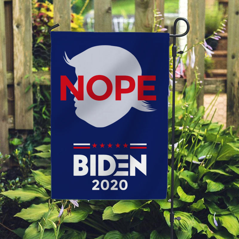 Joe Biden for President 2020 Garden Flag House Flag M - BlingPainting