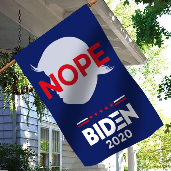Joe Biden for President 2020 Garden Flag House Flag M