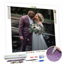 Full Drill Custom Diamond Painting Kits - Customized Gifts For Your Love - BlingPainting