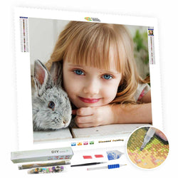 Full Drill Custom Diamond Painting Kits - Personalized Gifts For Kids - BlingPainting