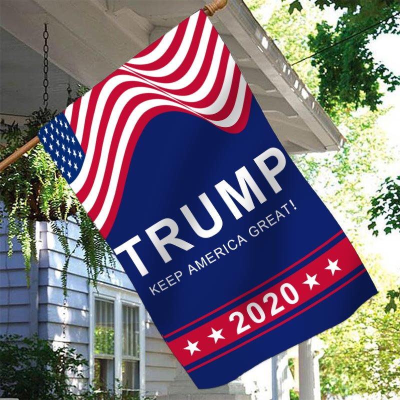 Donald Trump for President 2020 Garden Flag House Flag - BlingPainting
