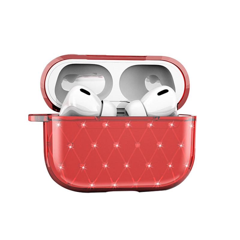 Shiny Apple AirPods Pro Cases - BlingPainting