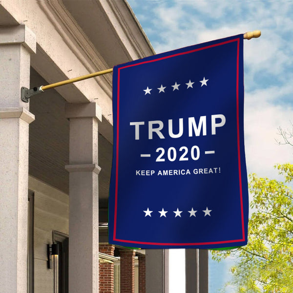 Donald Trump for President 2020 Garden Flag House Flag C