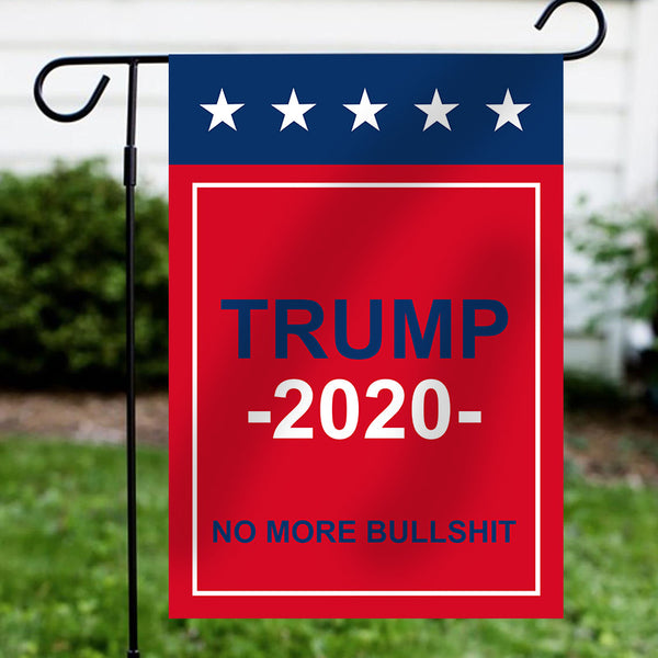 Donald Trump for President 2020 Garden Flag House Flag D