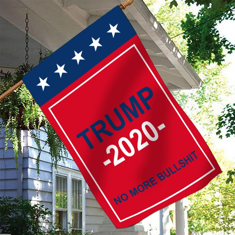 Donald Trump for President 2020 Garden Flag House Flag D - BlingPainting