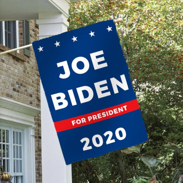 Joe Biden for President 2020 Garden Flag House Flag D