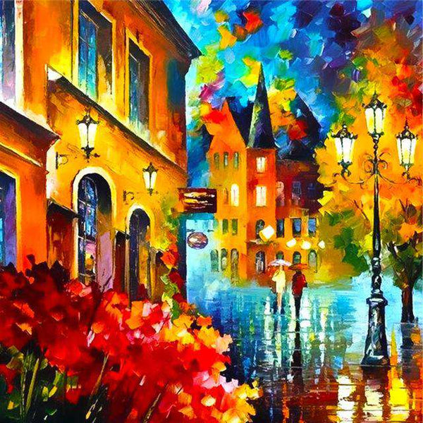Diamond Painting Wall - BlingPainting