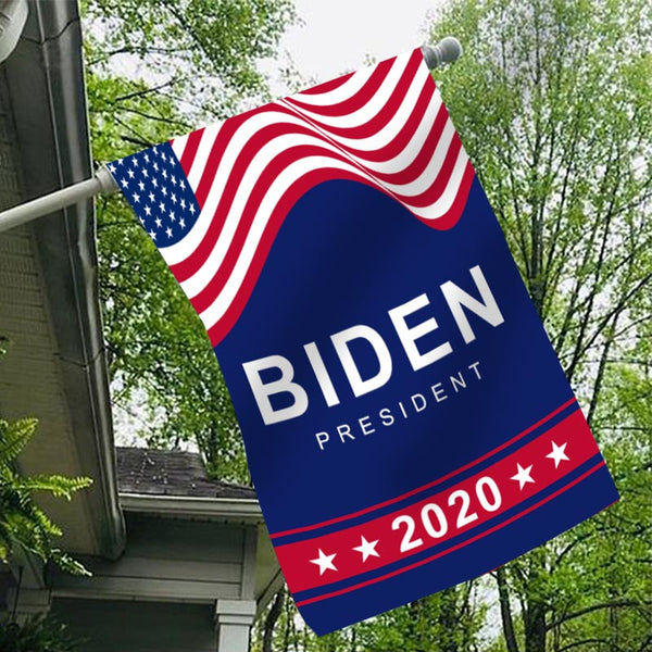 Joe Biden for President 2020 Garden Flag House Flag E