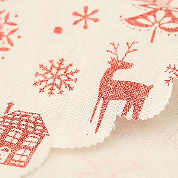 Christmas Snowflake Macrame Table Runner - BlingPainting