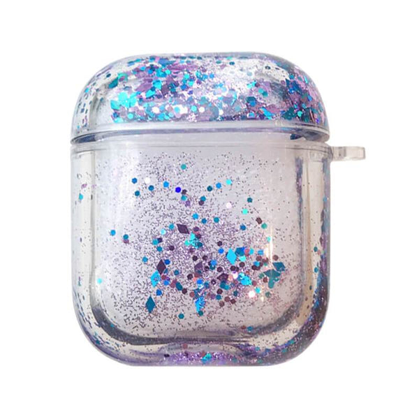 Twinkle Stardust AirPods Case for AirPods 1&2 - BlingPainting