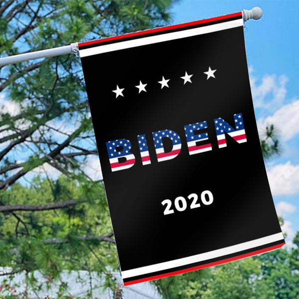 Joe Biden for President 2020 Garden Flag House Flag F