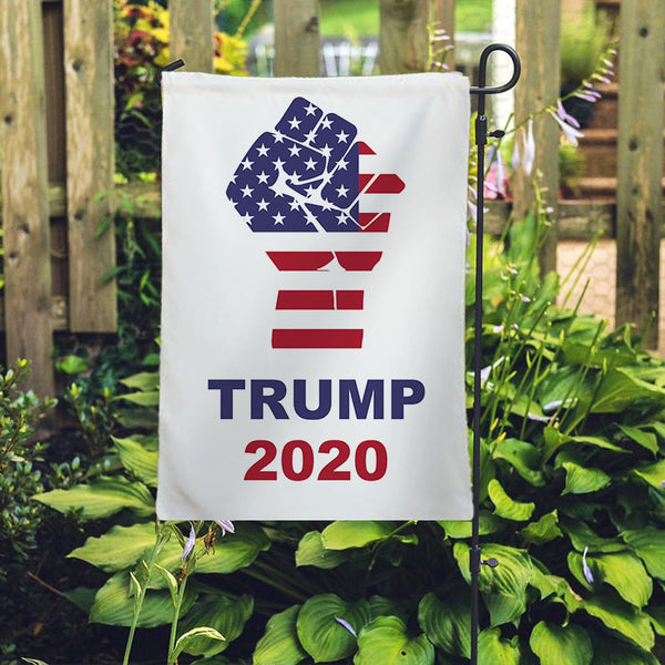 Donald Trump for President 2020 Garden Flag House Flag F