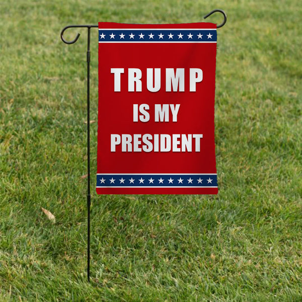 Donald Trump for President 2020 Garden Flag House Flag G