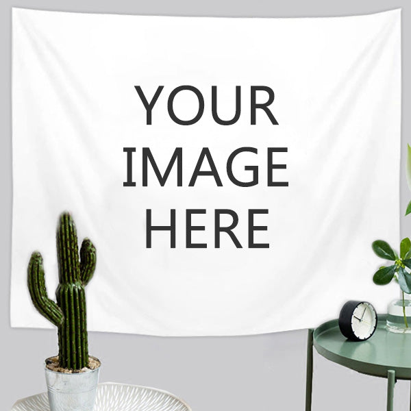 Custom Tapestry From Photo - Make your own tapestry - BlingPainting