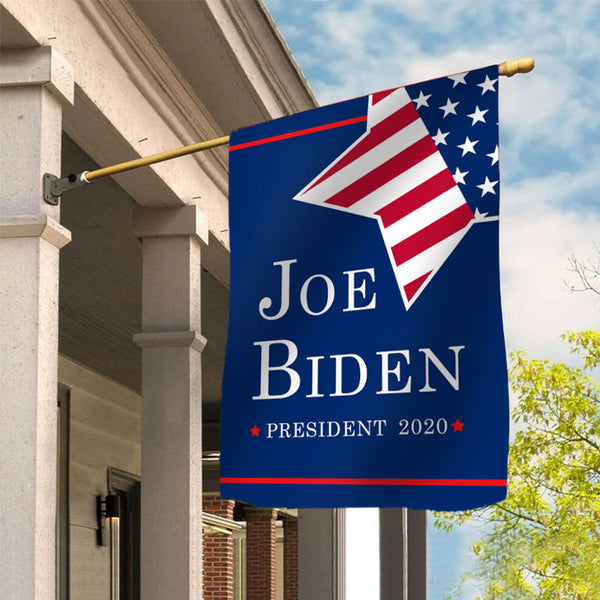 Joe Biden for President 2020 Garden Flag House Flag H