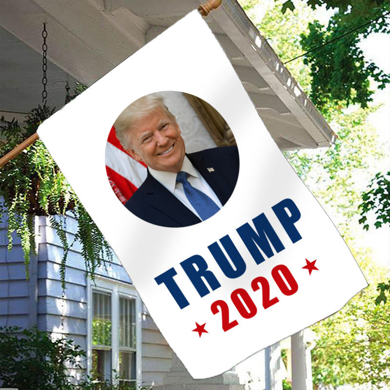 Donald Trump for President 2020 Garden Flag House Flag H - BlingPainting