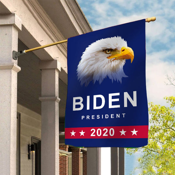 Joe Biden for President 2020 Garden Flag House Flag I