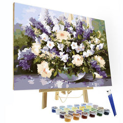 Paint by Number Kit - Lavender love