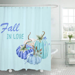 Thanksgiving Shower Curtain C - BlingPainting