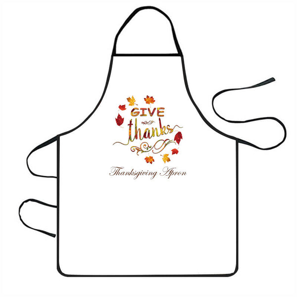 Funny Thanksgiving Apron - BlingPainting