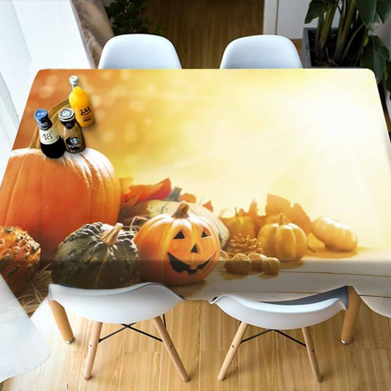Halloween Decoration Tablecloths D - BlingPainting