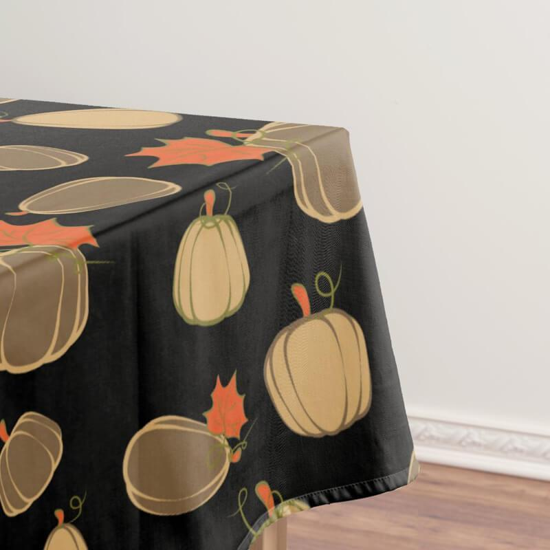 Halloween Decoration Tablecloths O - BlingPainting