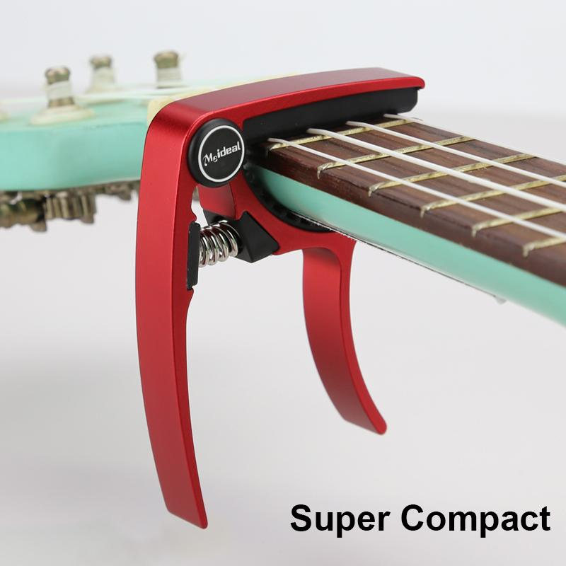 MC20U Quick-Change Capo for Ukulele - BlingPainting
