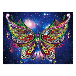 Magical butterfly - BlingPainting