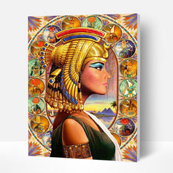 Paint by Numbers Kit - Cleopatra