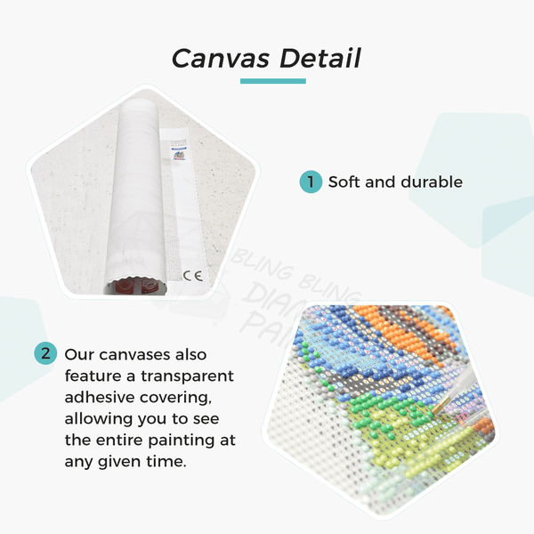 cavas details of our product