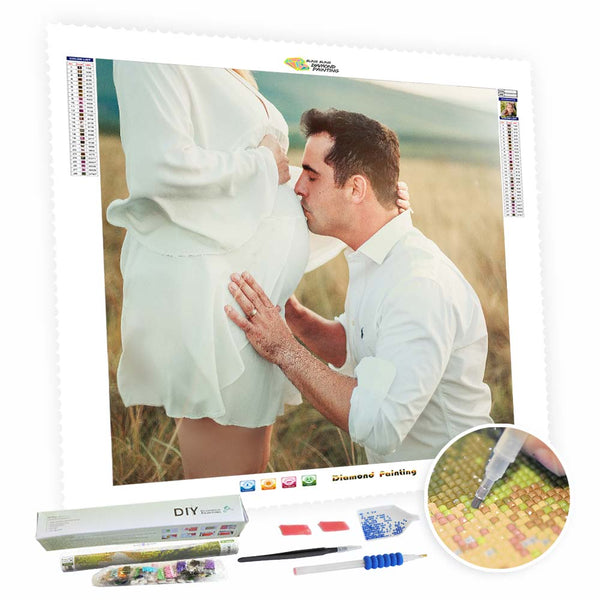 Full Drill Personalized 5D Diamond Painting Kits - For Precious Memories - BlingPainting