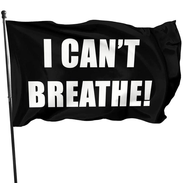 I Can't Breathe Flag