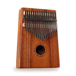 17 Key Kalimba Thumb Finger Piano Therapy Musical Instrument for Adults and Children