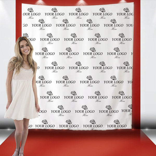 Custom Step and Repeat Banner - BlingPainting