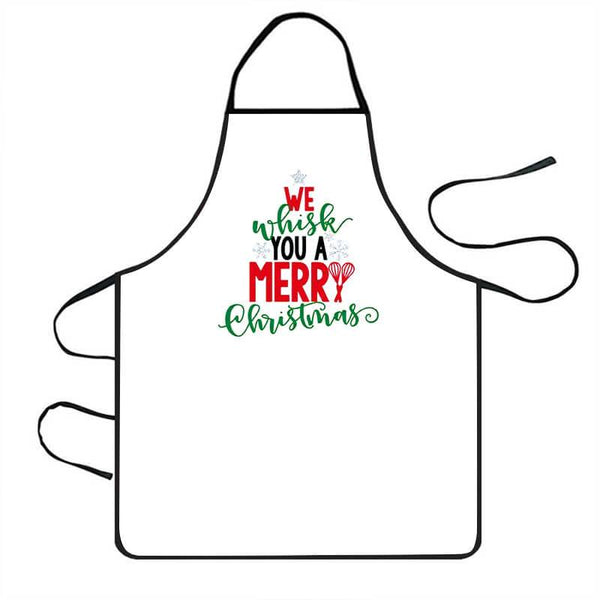 Christmas Cute Waterproof Apron