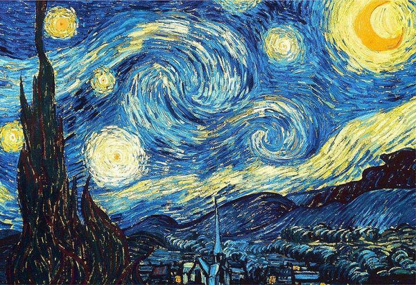 Starry Night - BlingPainting