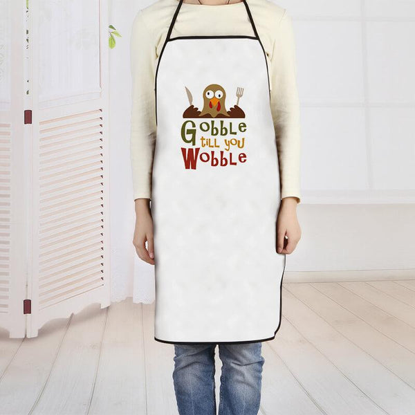 Funny Thanksgiving Apron E - BlingPainting