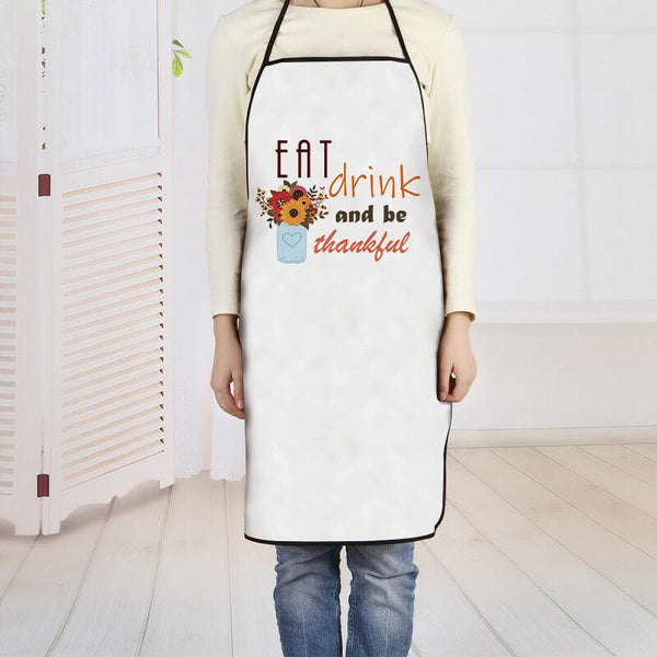 Funny Thanksgiving Apron G - BlingPainting