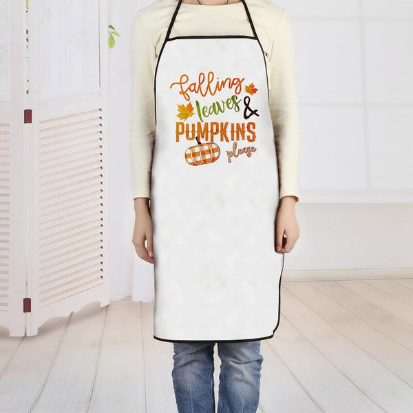 Funny Thanksgiving Apron H - BlingPainting