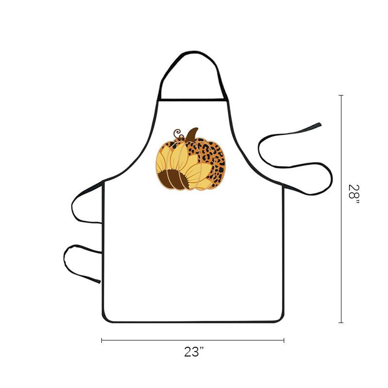 Funny Thanksgiving Apron C - BlingPainting