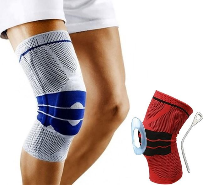 Knee Brace Support Compression Sleeve Meniscus Stabilizer