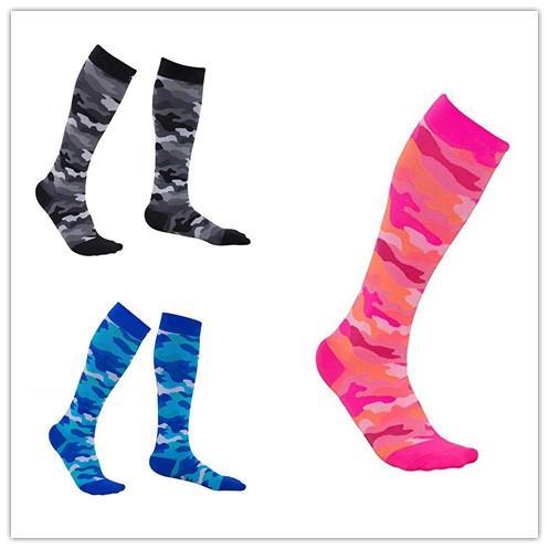 Camo Compression Socks 20-30 mmHg for Circulation, Swelling & Energy