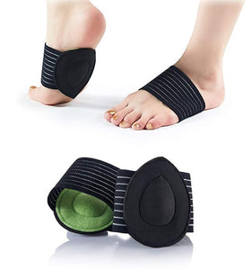 Arch Support Pads for Plantar Fasciitis, Aching, Flat or Painful Feet