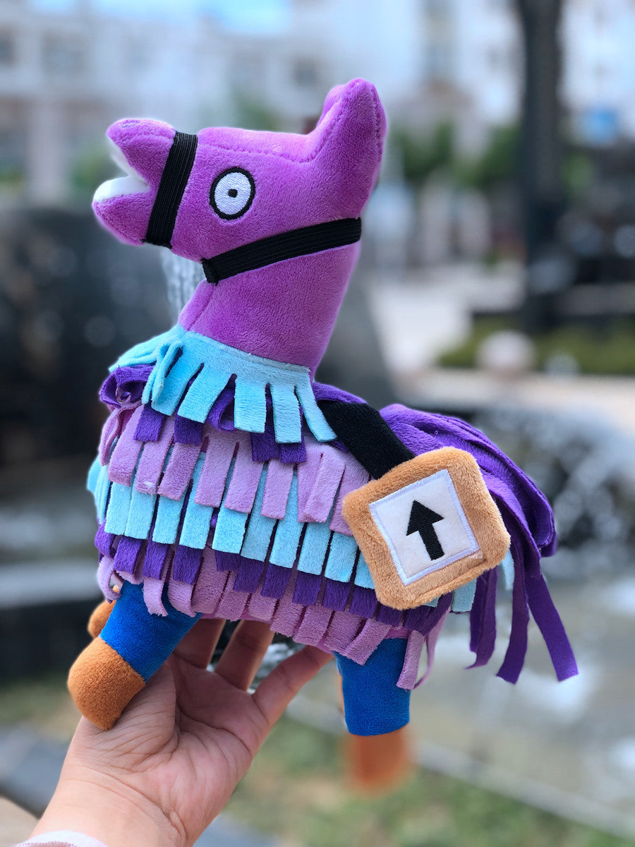 Fortnite Troll Stash Llama Plush Toy