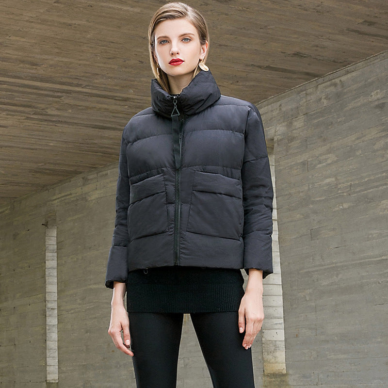 Fashion Women Short Down Jackets