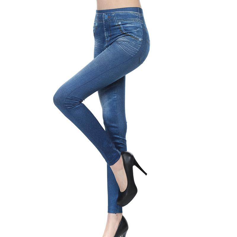 Stretchy Slim Jeans - Leggings