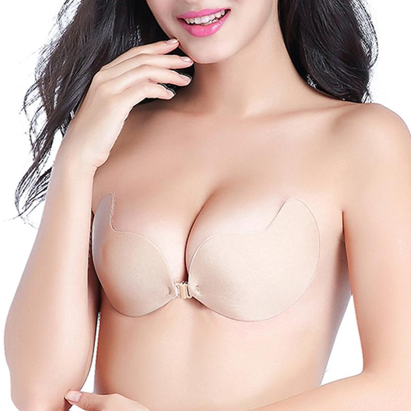 Fly Bra - Push-Up Strapless Backless Invisible Bra