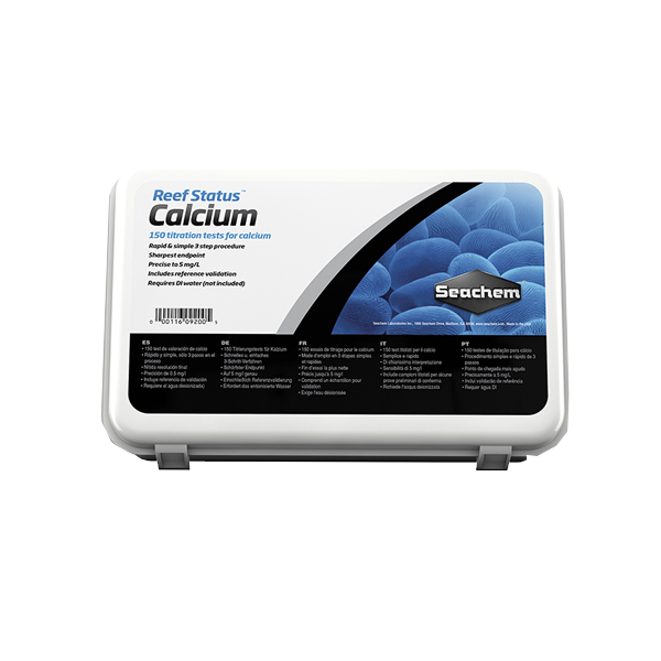 Reef status Calcium 150 test - TheReefWare