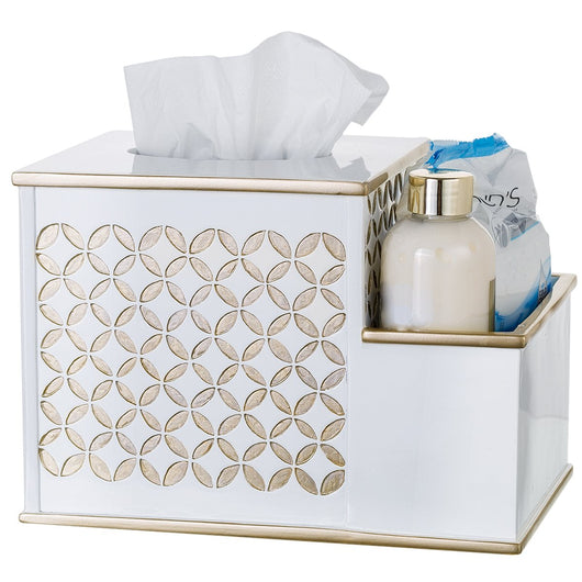 Diamond Lattice Tissue Organizer